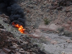 Survivors in Grand Canyon helicopter crash remain in critical condition
