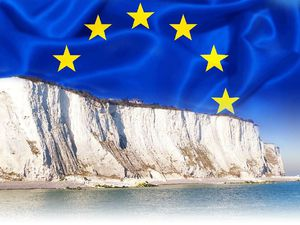We should stick a blue plaque on the White Cliffs of Dover, says Nigel Hastilow