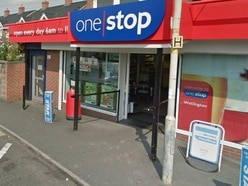 Man stole wine from Telford shop and fled police