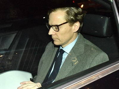 Cambridge Analytica chief suspended following undercover sting