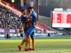 Charlton 0 Shrewsbury Town 2 - Report and pictures