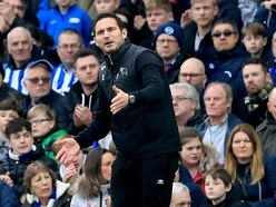 Lampard keen to banish talk of Derby's February wobbles