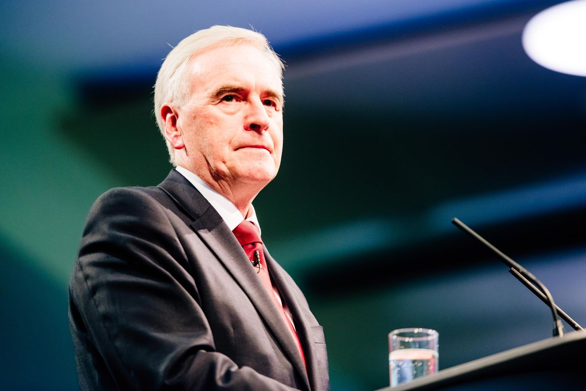 John McDonnell – a coup, or insurrection?