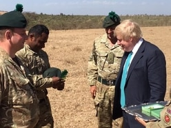 Shropshire-based troops targeted by drones in Afghanistan