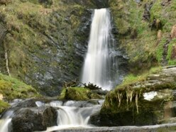London tourists fined by police for trying to visit Llanrhaeadr Waterfall