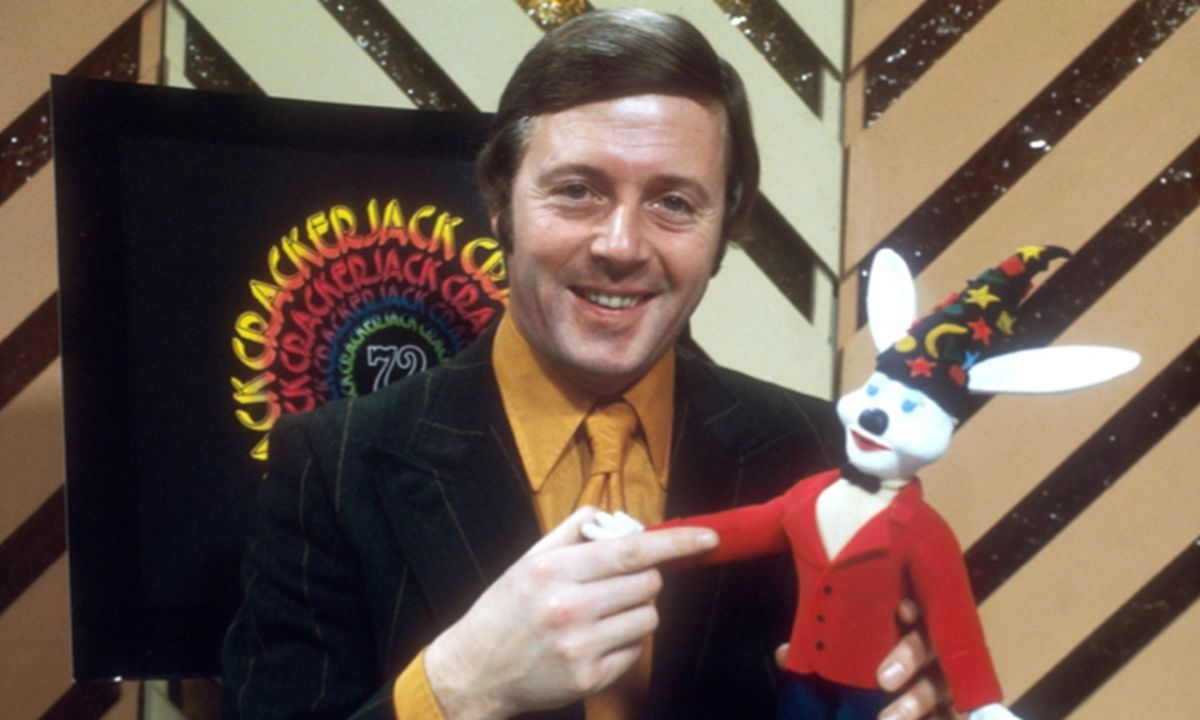 Michael Aspel presented the show in the early 1970s