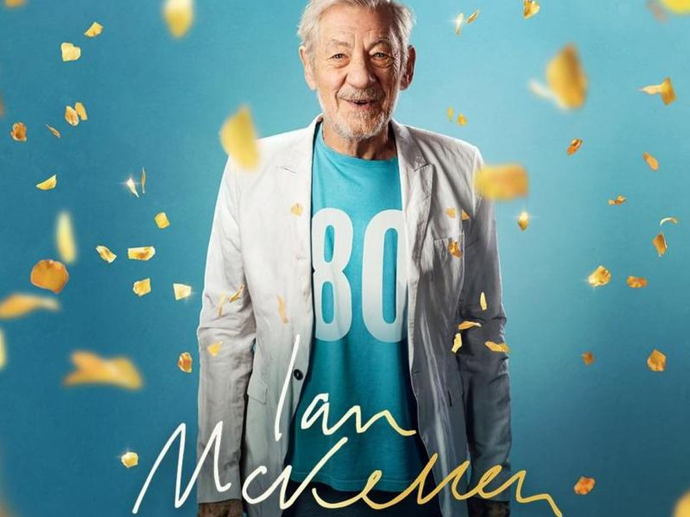Birmingham theatre date for Sir Ian McKellen's 80th birthday show