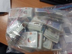 Is this yours? £20,000 found in plastic bag in Telford
