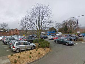 Shifnal's Aston Street Car Park. Photo: Google.