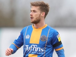 Sam Ricketts is perturbed by Shrewsbury Town injuries