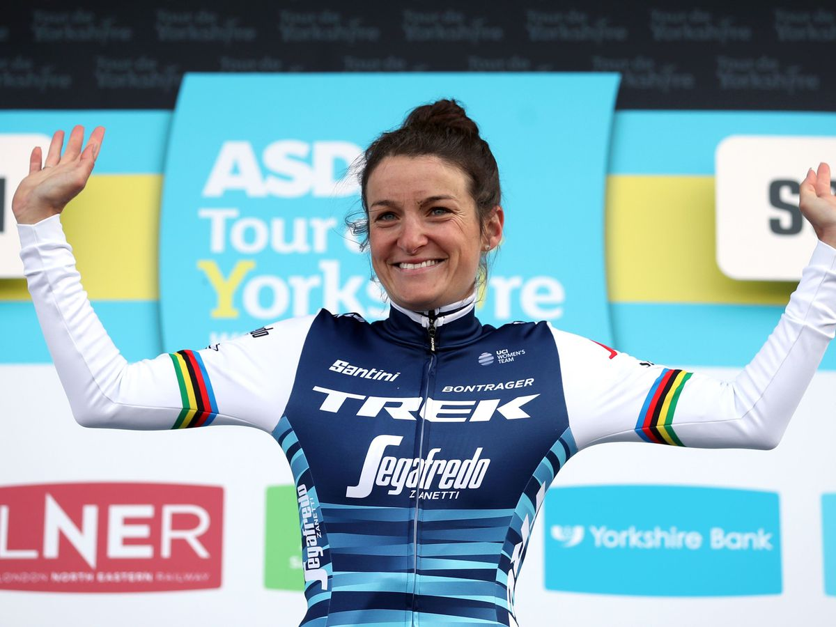 Lizzie Deignan will ride in her third Olympic road race on Sunday