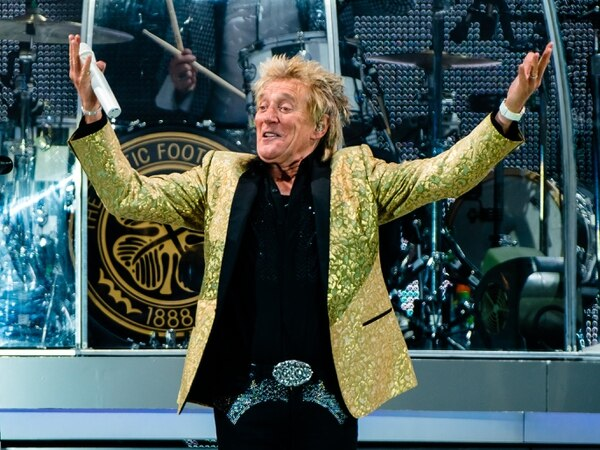 'I'm not going to take my trousers down, not this time': Music icon Rod Stewart talks ahead of Wolverhampton Molineux show