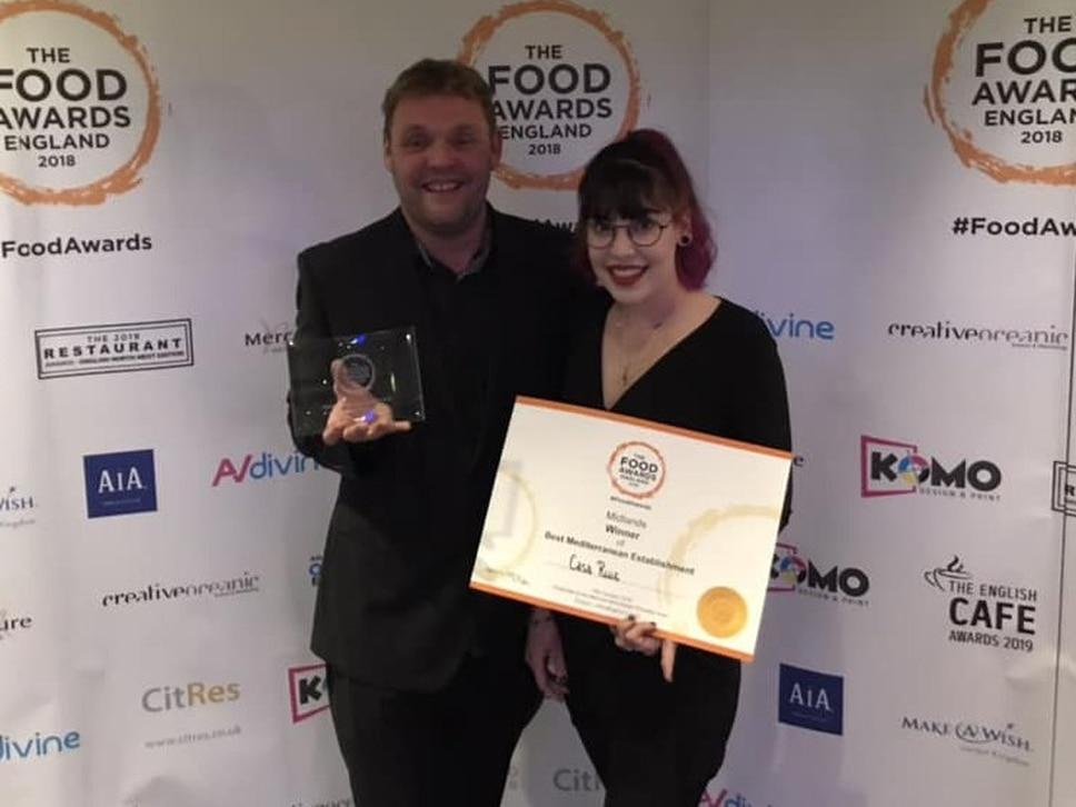 Bridgnorth restaurant Casa Ruiz voted best in England