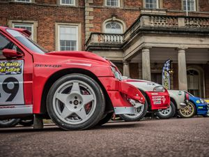 The Historic Rally Festival has been postponed
