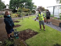 Green-fingered charity welcomes vulnerable Albrighton members back