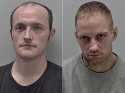 Telford men, aged 32 and 33, guilty of attacking teenage victim of modern slavery with hammer and machete