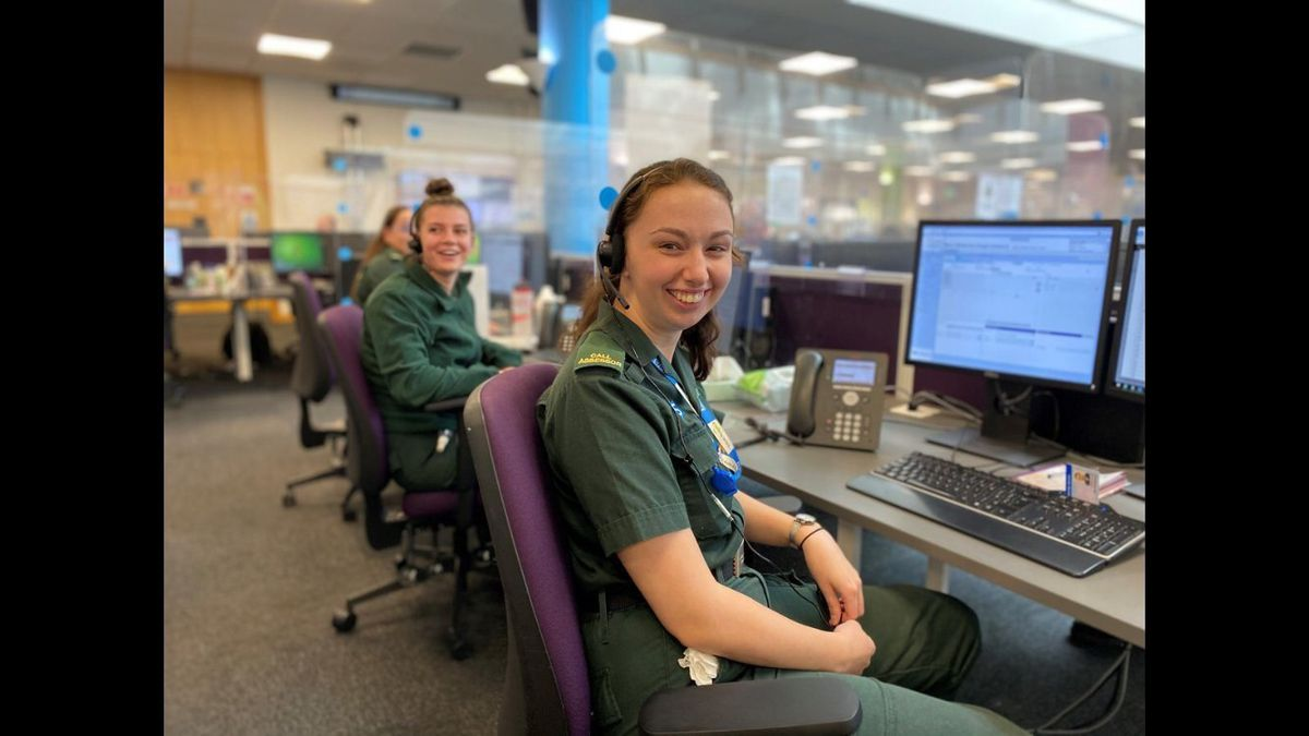 Ambulance call assessors have been facing a wave of verbal abuse