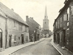 How Wenlock tower lost its spire