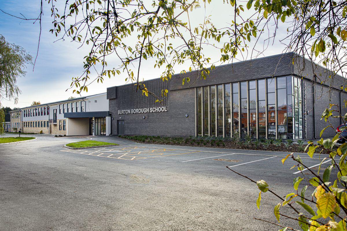 Burton Borough School in Newport