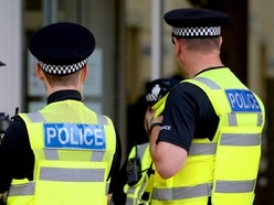 Biggest cash boost for police 'in a decade' announced
