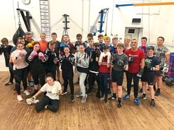 Boxing club on course to hit survival target