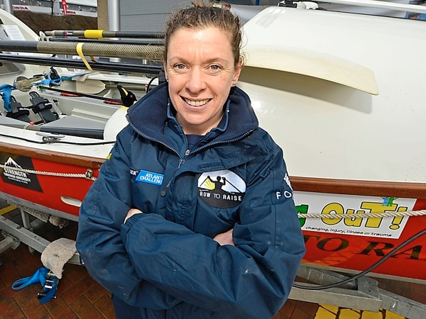 Shrewsbury rower Kelda to start solo Atlantic challenge tomorrow