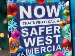 The Christmas crime prevention playlist