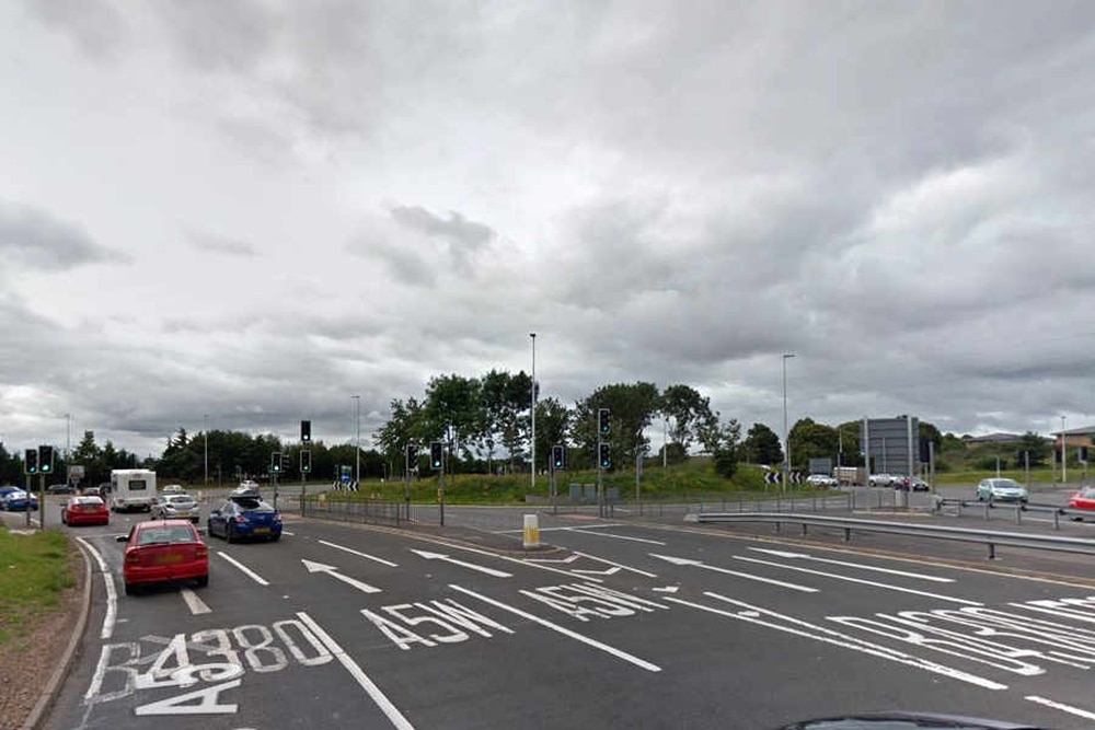 Overnight Closure For Shrewsbury S A5 Emstrey Roundabout