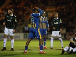 Plymouth 2 Shrewsbury Town 1 - Report and pictures