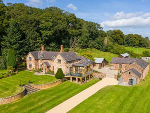 Bank Farm in West Felton is up for sale