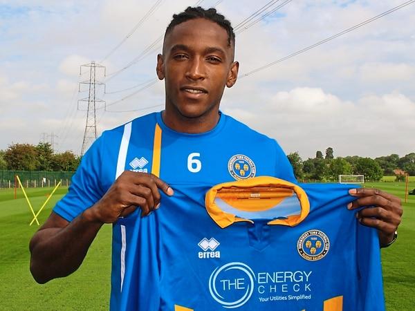 Shrewsbury Town splash out on Omar Beckles deal