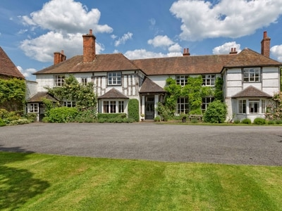 Historic manor house on the market for £1.5 million