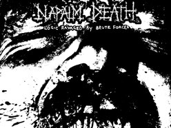Napalm Death, Logic Ravaged By Brute Force - EP review