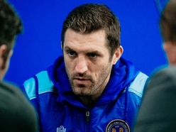 Sam Ricketts is holding out for a Shrewsbury Town FA Cup hero