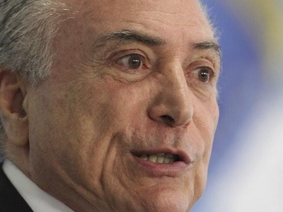 Brazil's president survives first vote on latest charges