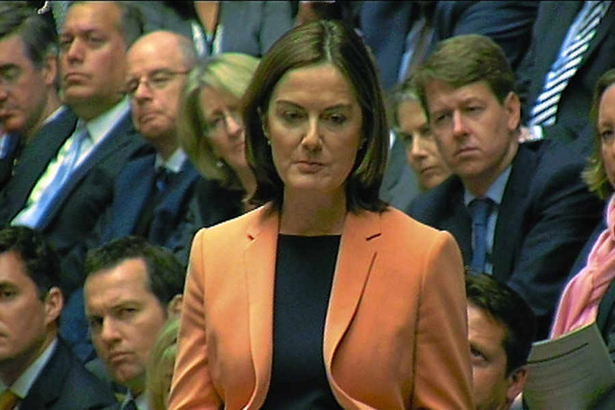 PMQs: Telford MP Lucy Allan speaks out against online bullying and harassment