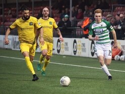 Lewis Rees nets a pro contract at TNS