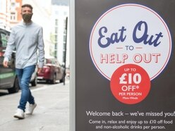 Britons tucking into 50% meal discounts as Eat Out To Help Out scheme launches