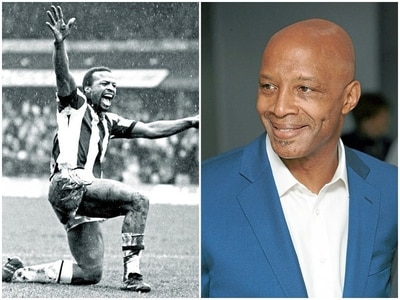 VIDEO: Shrewsbury Town fans pay tribute to Cyrille Regis