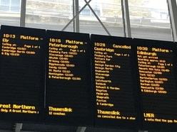 West Midlands Railway services to be halved next week