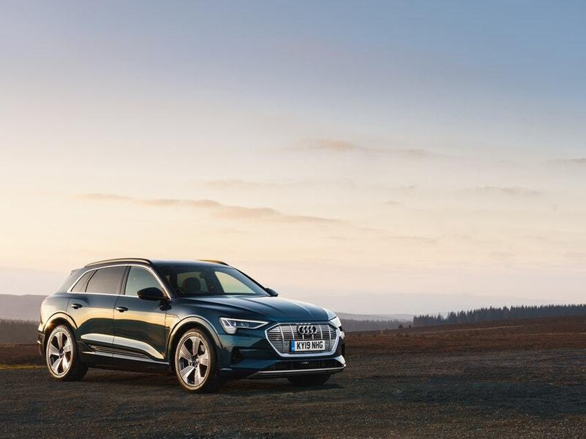 First Drive: Audi's e-tron is a seamless blend of quality and electric power