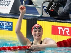 Freya Anderson strikes gold with freestyle double