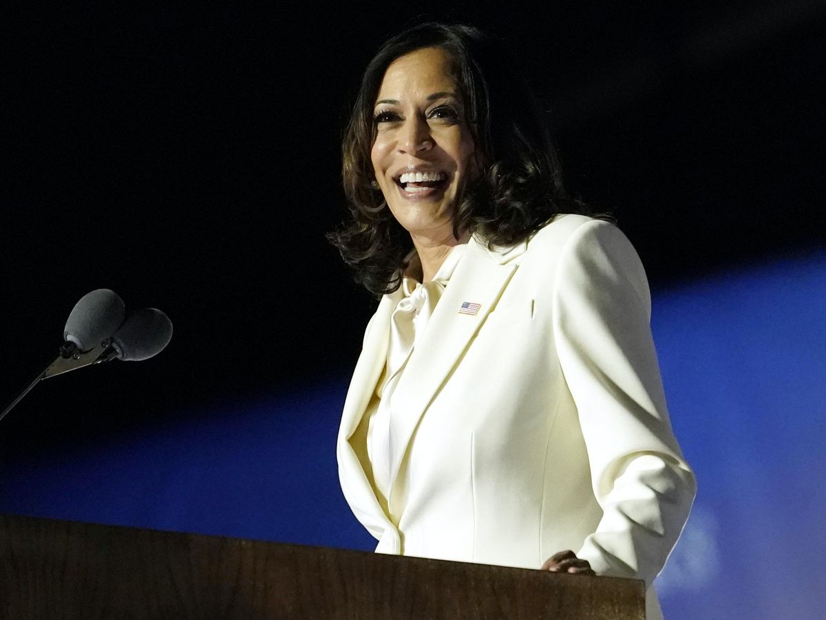 Kamala Harris Shares Inspiring Message After Historical Win