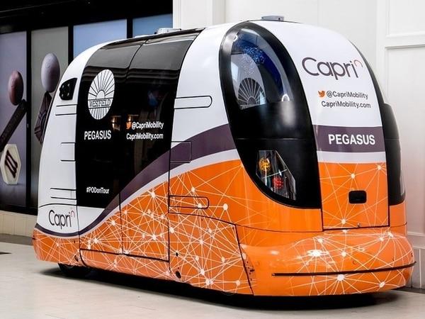 Driverless cars set for Shrewsbury town centre trial
