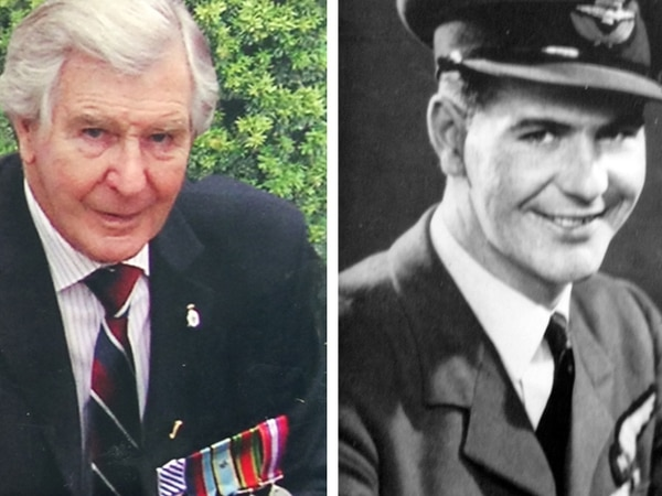 Shropshire war hero who bombed Hitler's lair dies aged 96