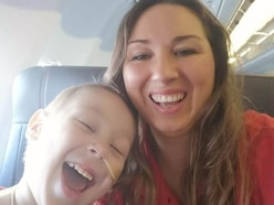 Let's back Zac: Fund tops £630,000 as Broseley youngster waits for treatment to start in USA