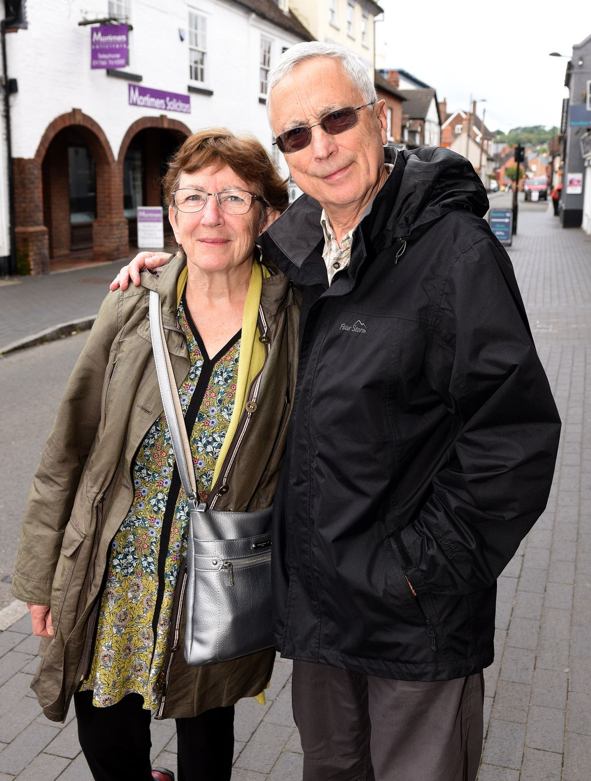 Michael and Kay Ollerenshaw