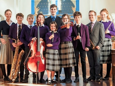 Ellesmere College hits the high notes