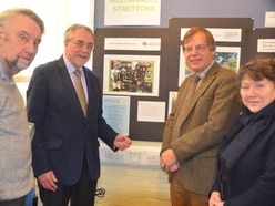 Exhibition showcases sustainability of the Strettons