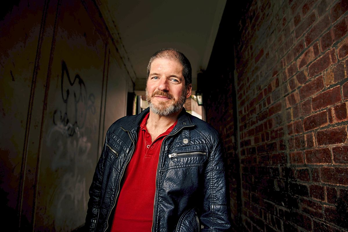 Work from the Shrewsbury artist and Walking Dead co-creator Charlie Adlard will open the trail